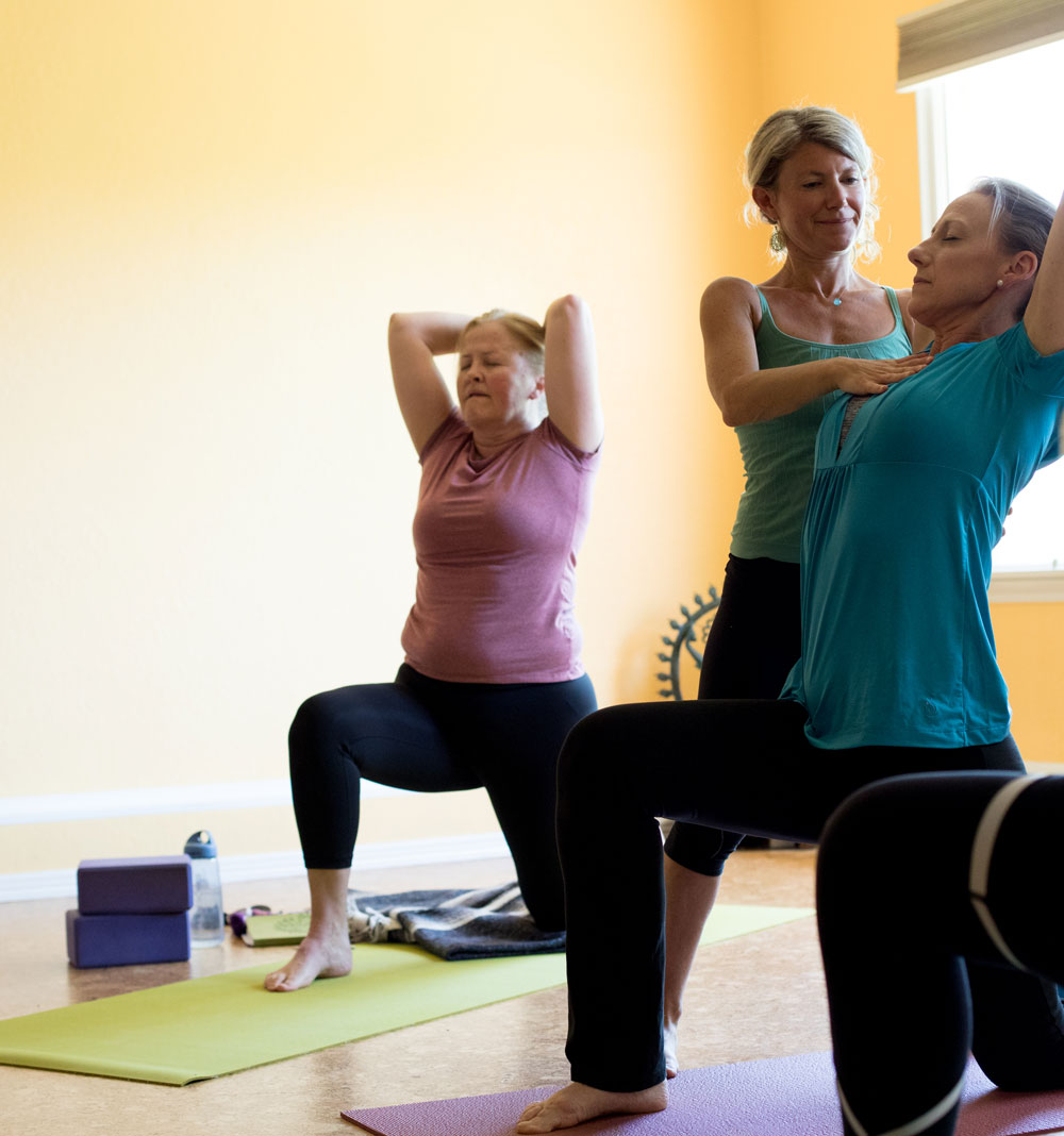 Yoga Therapy Teacher Training - Grief Support Network